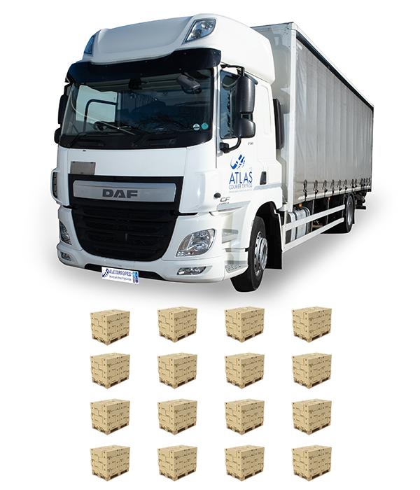 18 Ton Lorry New