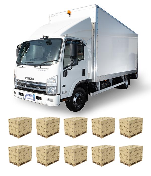 7.5 Ton Lorry New