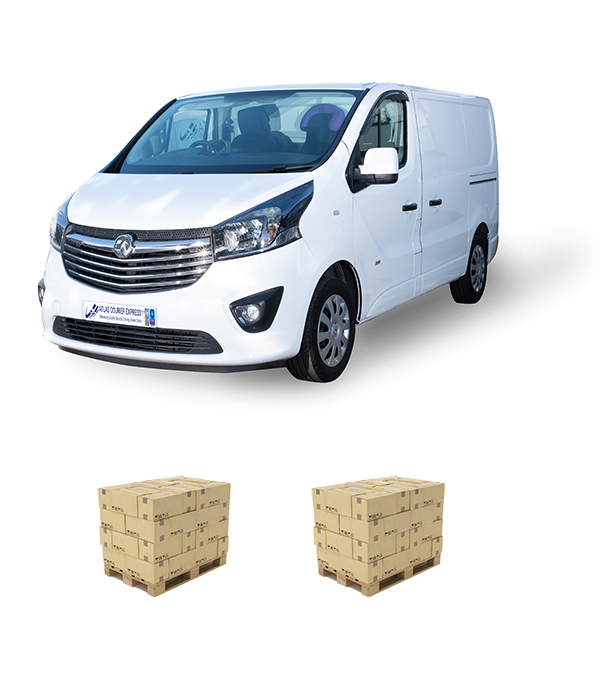 Medium Van New