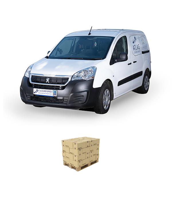 Small Van New