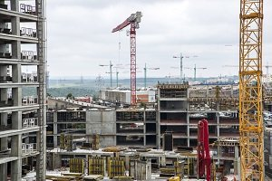 Construciton site