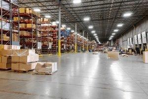 freight warehouse