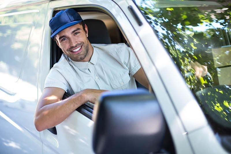 Van and Driver Hire